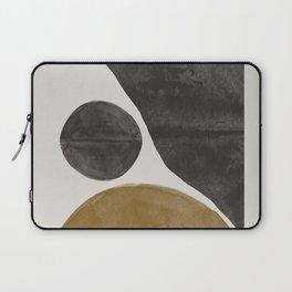 Shape Study Art Laptop Sleeve