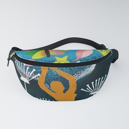 Colors of my dreams  Fanny Pack