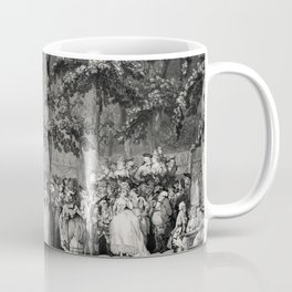 Vauxhall Gardens 1785 Coffee Mug