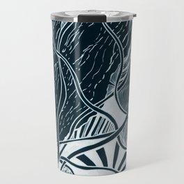 Subtle Seas Travel Mug