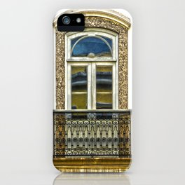 Balcony 5 iPhone Case