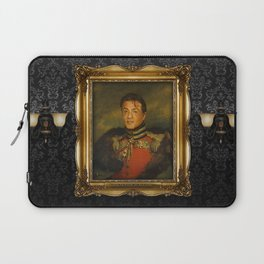 Sylvester Stallone - replaceface Laptop Sleeve