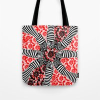 oz Tote Bags featuring Oz. by ChristyVegas
