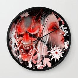 Desire Wall Clock