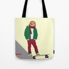 CHUCKY - Modern outfit version Tote Bag