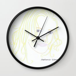 Stephanie Gilmore Wall Clock