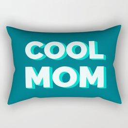 The Cool Mom I Rectangular Pillow