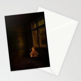 Abandoned Creepy Doll Stationery Cards