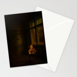 Abandoned Creepy Doll Stationery Cards