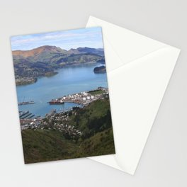 Lyttelton Harbour Stationery Cards