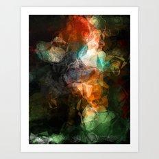 Color Parade Art Print
