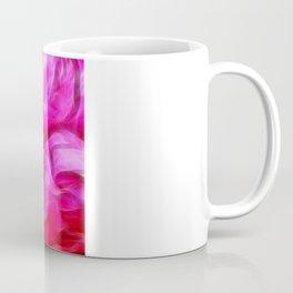 Peony heart Coffee Mug