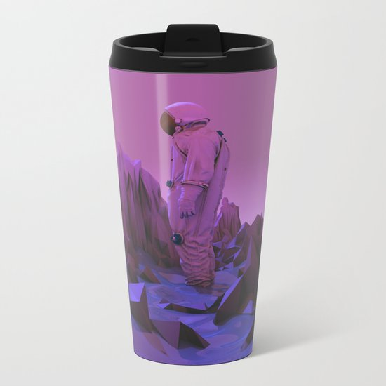 Untitled. Metal Travel Mug