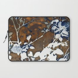 Preppy Jungle Botanical Laptop Sleeve