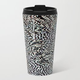 Noise Fields Travel Mug