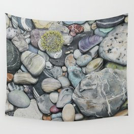 Beach4 Wall Tapestry