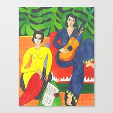 Matisse#2 Canvas Print