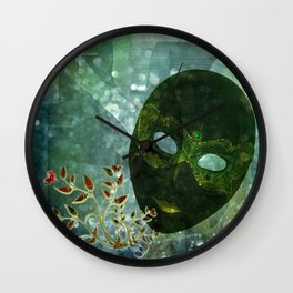 carnival impressions -3a- wall art only Wall Clock