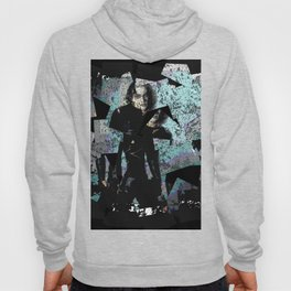 It Can't Rain All The Time Crow Hoody