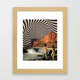Eden (3/3) Framed Art Print