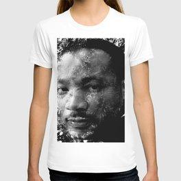 MARTIN LUTHER KING (BLACK & WHITE VERSION) T-shirt