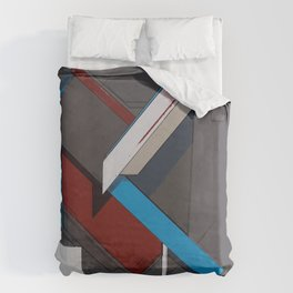 Thoughts as Objects Duvet Cover