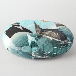 Virtual Reality  Floor Pillow