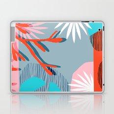 Chill Pill - throwback memphis retro vintage classic neon pop art 1980s style 80s art print hipster  Laptop & iPad Skin