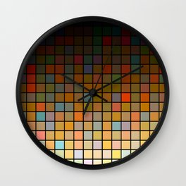 Rembrandt Wall Clock