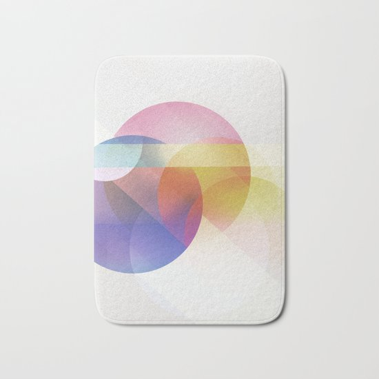 colores Bath Mat
