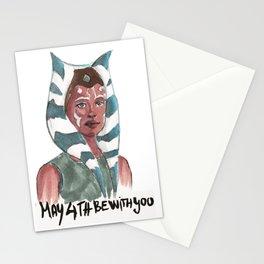 Ahsoka Tano FanArt Stationery Cards