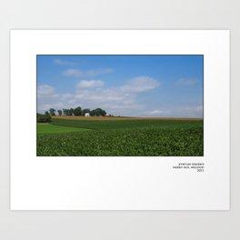American Standard Art Print