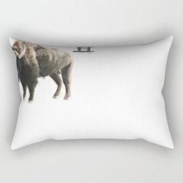 Chinese Zodiac (Ox)  Rectangular Pillow