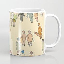 London Underground Vintage Coffee Mug