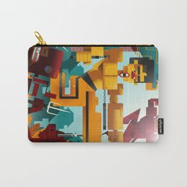 Kung Fu Master Carry-All Pouch
