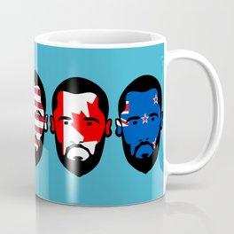 Spying The 5 Eyes Coffee Mug