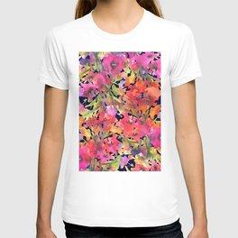 Midnight Magenta Garden T-shirt