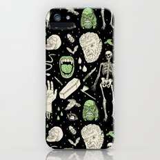 Whole Lotta Horror: BLK ed. iPhone (5, 5s) Slim Case