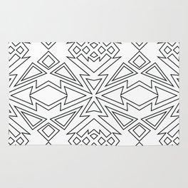 Geometric Design Rug