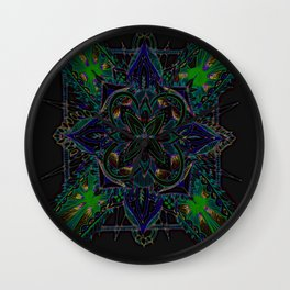Divine Intention 6: Solar Edition Wall Clock