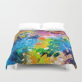 Color of Fall Duvet Cover