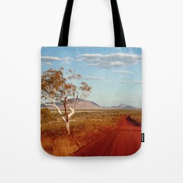 Australian Outback Tote Bag