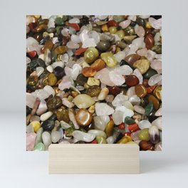 Beautiful Gemstones Mini Art Print