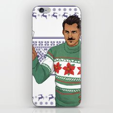Very Merry Dorian iPhone & iPod Skin