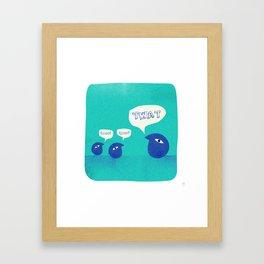 Stuart MacLennan - The MacLennan Syndrome Framed Art Print
