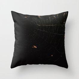 Toward the Light Throw Pillow