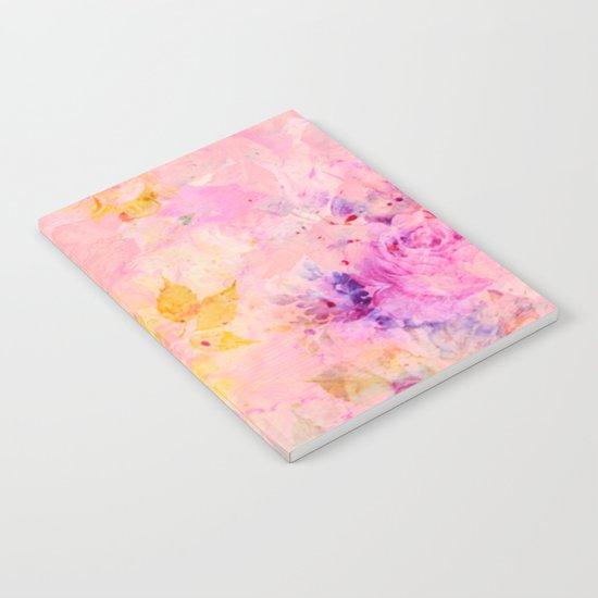 roses sorbet Notebook