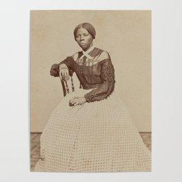 Harriet Tubman Vintage Photograph Poster