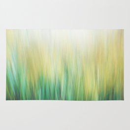 Grass abstract Rug