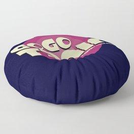 GoGo Train Floor Pillow